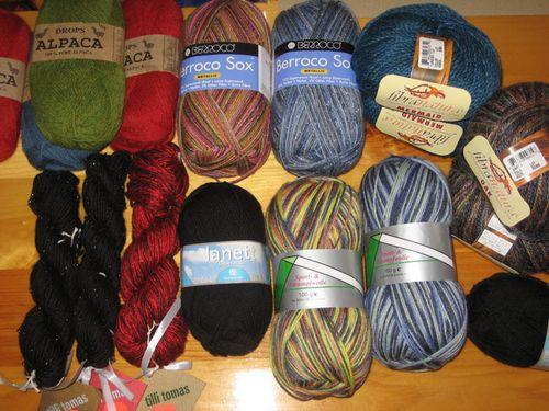 Jan.yarn.shopping