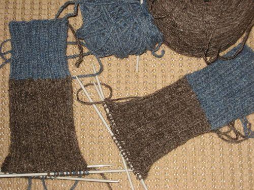 Hunters.socks.progress