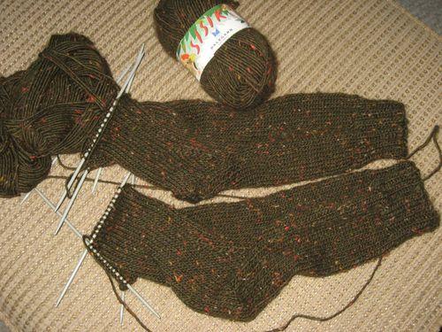Soft.socks.progress