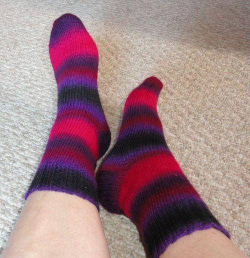 Darling.socks.completed