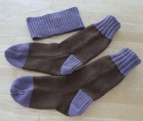 Ken.socks.headband